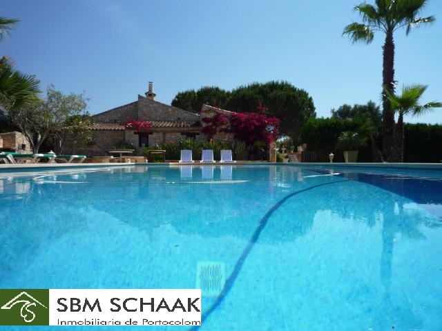 Finca Portocolom Holiday pool 1060