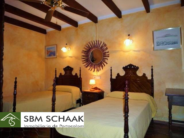 Finca Portocolom Holiday bedroom 1060