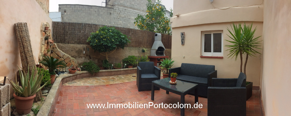 Casa en Felanitx patio2 11219
