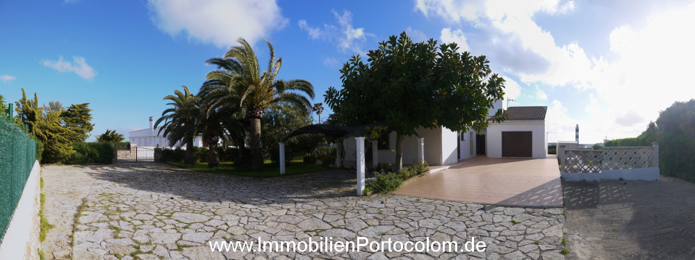 Chalet Sa Punta Portocolom backyard3 parking 11418