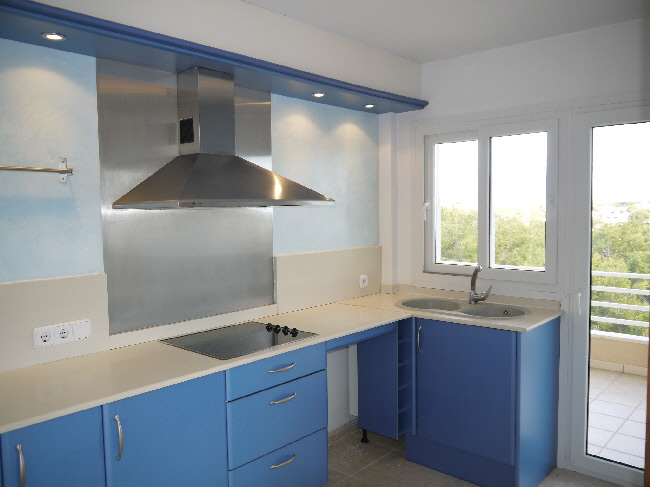 Apartment Cala Brafi kitchen 22213