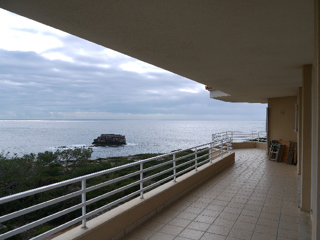 Apartment Cala Brafi terrace 22213