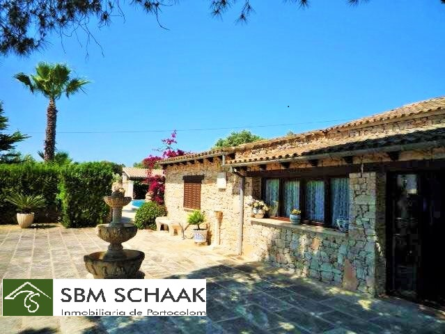 Finca Portocolom Holiday house1 1060