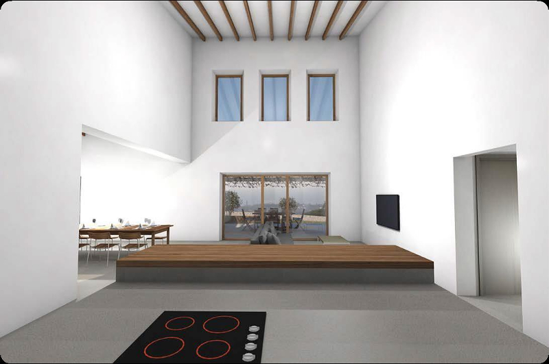 Finca project S Horta inside 1 15119